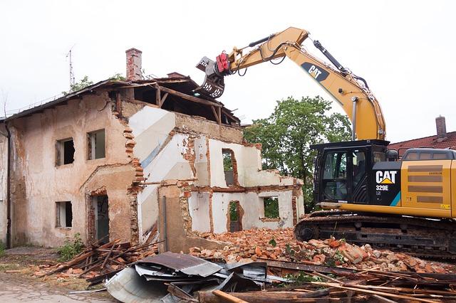 reciclar materiales de construcción