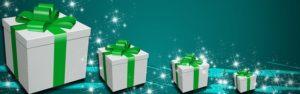 reciclaje en navidad