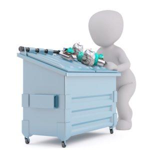 reciclaje doméstico