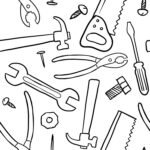 recogida de herramientas