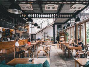 Recogida muebles cafeterias Sant Cugat