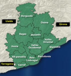 Recogida muebles en cataluña.